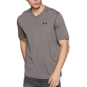 NWT Under Armour Men's Threadborne V-Neck T-Shirt